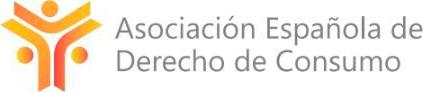Asociación Española de Derecho de Consumo
